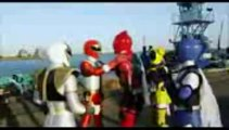 Akibaranger Zyuranger into a buckle - video dailymotion