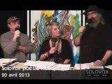 SoloVox poésie musique slam - 6 - Josianne Lavoie - Catherine H Lavoie