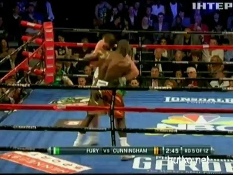 Бокс 20 Апреля 2013 | Бой Тайсон Фьюри vs Стив Каннингем | Boxing 20.04 Tyson Furi vs Steve Cunningh