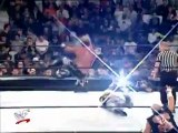 Booker T & Test vs Tazz & Spike Dudley - WWF Tag Team Championship - No Way Out 2002