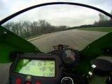 roulage moto du 20 avril 2013 à chenevières sur zx6r