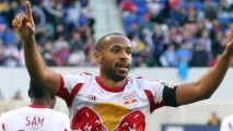Thierry Henry relance les New-York Red Bulls !