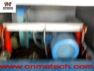 aluminum melting furnace( stationary reverberatory round type)