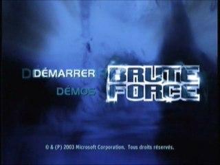 Vidéo test Brute Force sur Xbox