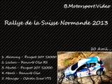 Rallye de la Suisse Normande 2013