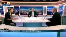 BFM Politique: l'interview d'Henri Guaino par Charlotte Chaffanjon du Point - 21/04