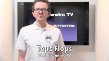 Tops Flops FC Sochaux - FC Girondins Bordeaux
