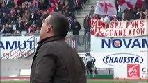 AS Nancy-Lorraine (ASNL) - Evian TG FC (ETG) Le résumé du match (33ème journée) - saison 2012/2013