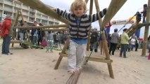 Vacances de Paques acrobatiques - TV Quiberon 24/7