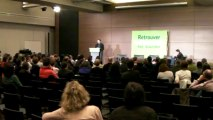 """Edwy Plenel; discours sur """"retrouver la Démocratie"""" à la Mutualité le 21 avril 2013"""