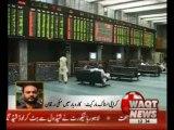 Karachi Stock Exchange News Package  22 April 2013
