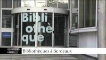 Bibliothèques à Bordeaux - Quartiers libres