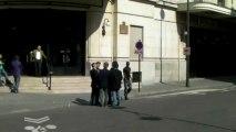 Rencontres démocratiques EELV à la Mutualité de Paris, à 10m de l'église St Nicolas du Chardonnet