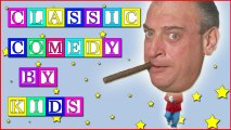 Rodney Dangerfield Performed by a 6-Year-Old