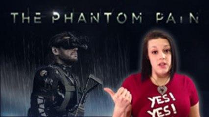 The Phantom Pain Conspiracy   Press A To Start