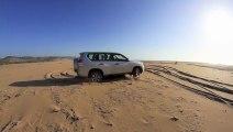 Maroc, le sable, les dunes, la plage