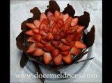 Bolos(Cakes) de Chocolate Recheados e Decorados #1 - Doce Mel Doces