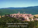 Chambres d'hôtes piscine Gaillac Puycelsi Puycelci