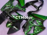 CTMotor 1998-1999 KAWASAKI ZX6R ZX-6R 6R FAIRING  93B
