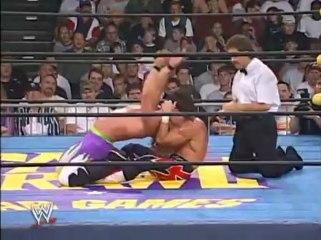 46. 97-09-14 Eddy Guerrero vs. Chris Jericho (Fall Brawl)