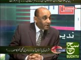 Ajj Ka Such 22-04-2013 with nadeem hussain such tv