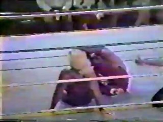 47. 89-03-18 Ric Flair vs. Ricky Steamboat (Landover, MD)