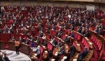 Intervention de Christiane TAUBIRA à l'Assemblée Nationale suite à l'adoption définitive du projet de loi ouvrant le mariage à tous les couples