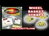 wheel straps car shipper straps wheel basket straps jerrdan straps