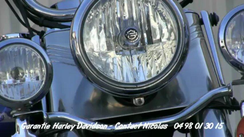HARLEY DAVIDSON SOFTAIL HERITAGE occasion VAR-  HARLEY DAVIDSON TOULON