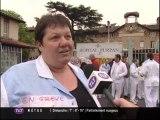 Manifestation des brancardiers (Toulouse)