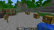 Minecraft - More Swords Mod! LAPIS SWORD, ENDER SW