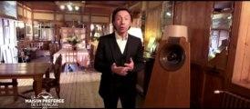 """Extrait de l'émission """"La maison préférée des Français"""" de France présenté par Stéphane Bern. Découvrez le Gite au mont au Lever en vidéo"""