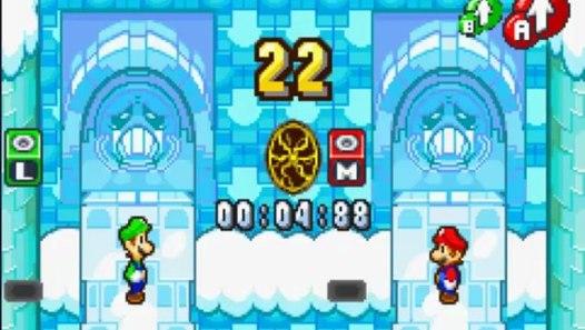 Mario Luigi Superstar Saga 16 Le Joke End