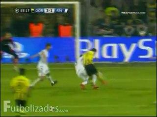 Borussia Dortmund 4 - Real Madrid 1. Champions League 2013