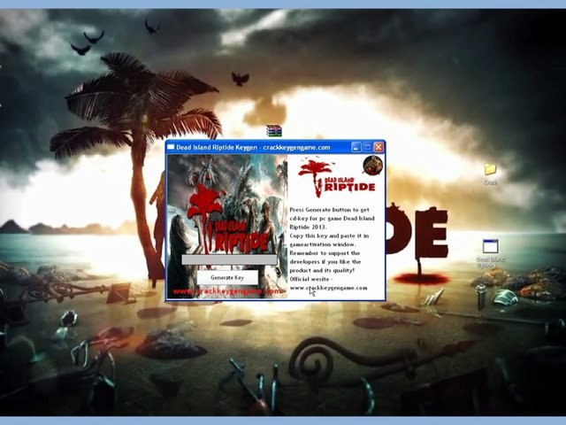 Dead Island Riptide CD Key   Dead Island Riptide Crack   Free Download