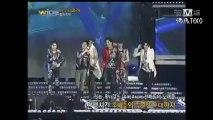120514 Mnet Wide Dream Concert EXO-K CUT