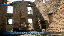 Oradour-sur-Glane: la préservation du village martyr menacée - 25/04