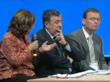 Première table ronde du forum ADEME des Innovations 2010