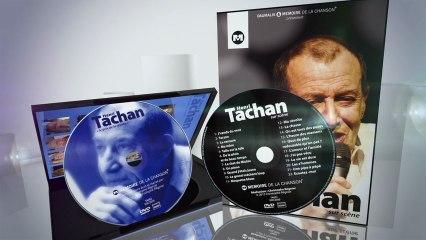 Extrait Juliette Gréco parle d'Henri Tachan - 3 mn