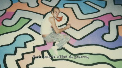 KEITH HARING, THE MESSAGE - version intégrale