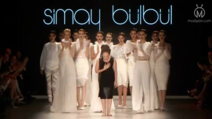Simay Bülbül 'Aşk Mektupları' MBWFI 2013-14 AW Koleksiyonu