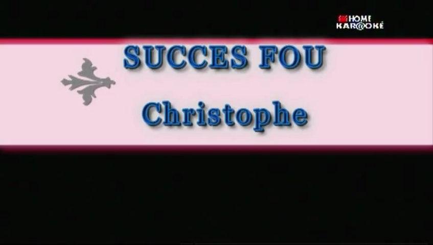 Karaoke - Succès fou de Christophe