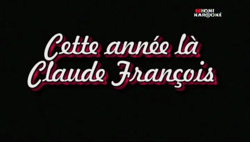 karaoke - Cette année là  de Claude François