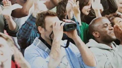FIRST LOOK: Brand new Sony Digital Recording Binoculars
