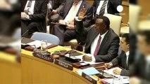 L'ONU va envoyer des Casques bleus au Mali