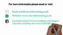 Citywide Cleaning Services - Cleaning Services in London