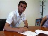 Interview de Vahagn Militosyan