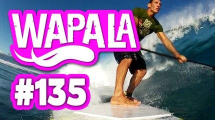 Wapala Mag N°135 : Freeride à Tahiti, windsurf à Hookipa et urban skimboard