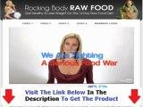 Rocking Body Raw Food Book + Rocking Body Raw Food Review