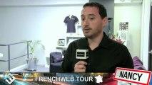 [FrenchWeb Tour Nancy] Julien Laurent, CEO de Miss Numérique